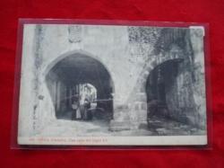 Ver os detalles de:  Tarxeta postal: Noia (Noya)- Unha rúa do século XV. 1920