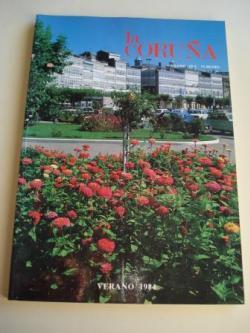 Ver os detalles de:  La Coruña. Paraíso del turismo. 1984