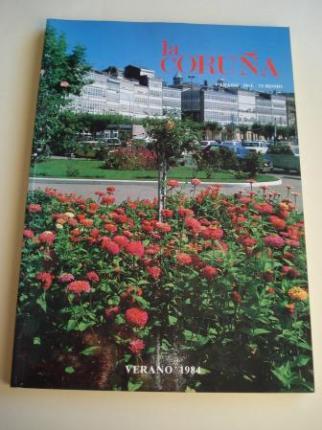 La Coruña. Paraíso del turismo. 1984 - Ver os detalles do produto