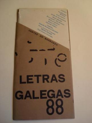 Xentes do Barbanza. Letras galegas 88 - Ver os detalles do produto