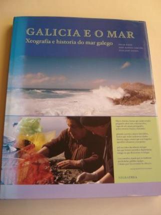 Galicia e o mar. Xeografía e historia do mar galego - Ver os detalles do produto