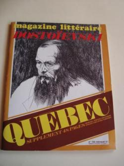 Ver os detalles de:  Magazine littéraire nº 134. DOSTOIEVSKI (Idioma francés)