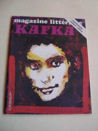 Magazine littéraire nº 135. KAFKA (Idioma francés) - Ver os detalles do produto