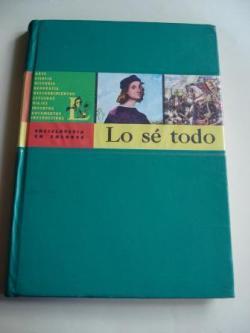 Ver os detalles de:  Lo sé todo. Enciclopedia en colores. Tomo V