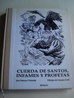 Ver os detalles de:  Cuerda de santos, infames y profetas