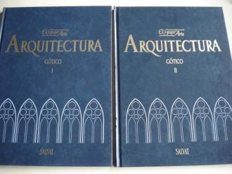El Gótico I y II. El Gran Arte en la Arquitectura. Volumen 13 y 14 (2 tomos)       ) - Ver os detalles do produto