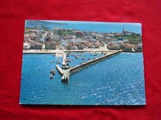 Tarxeta postal: Porto do Son (A Coruña). Vista aérea. Década 1970 - Ver los detalles del producto
