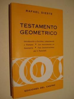 Ver os detalles de:  Testamento geométrico