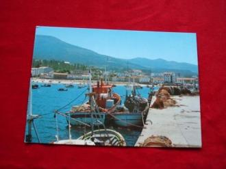 Tarxeta postal: Porto do Son (A Coruña). Portosín-Porto. Década 1970 - Ver los detalles del producto