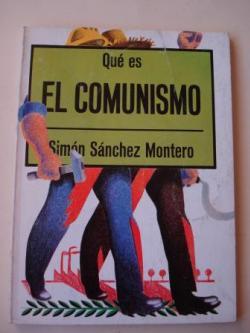 Ver os detalles de:  Qué es el comunismo