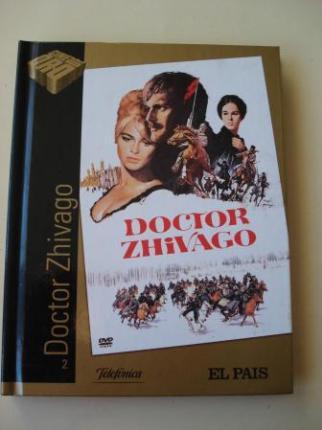 Doctor Zhivago. Libro sobre la película con DVD. Textos de Diego Galán - Ver os detalles do produto