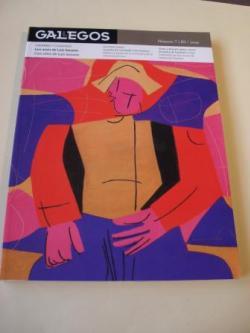 Ver os detalles de:  Gallegos. Revista nº 7. Cen anos de Luis Seone. Luz Pozo Garza: A poeta da claridade e da fondura