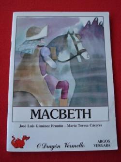 Ver os detalles de:  Macbeth (Ilustrado por Mª Teresa Cáceres)