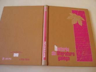 Historia da literatura galega de A Nosa Terra  Tomo 3 - Ver os detalles do produto