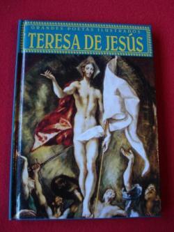 Ver os detalles de:  Antología poética ilustrada. Teresa de Jesús