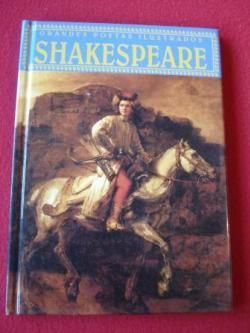 Ver os detalles de:  Antología poética ilustrada. Shakespeare