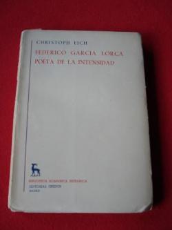 Ver os detalles de:  Federico García Lorca poeta de la intensidad