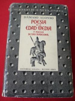 Ver os detalles de:  Poesía de la Edad Media y poesía de tipo tradicional