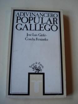 Ver os detalles de:  Adivinancero popular gallego