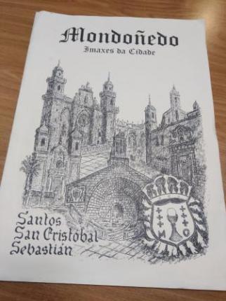 Mondoñedo. Imaxes da Cidade (Carpeta con  23 láminas de 43 x 21 cm) - Ver os detalles do produto