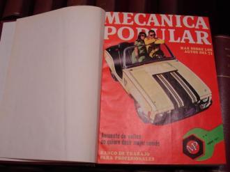 MECÁNICA POPULAR. Año 1971 completo encuadernado en un tomo - Ver os detalles do produto