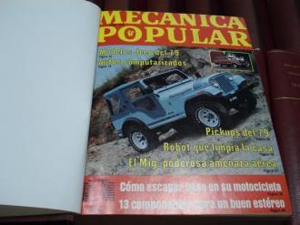 MECÁNICA POPULAR. Año 1979 completo encuadernado en un tomo - Ver os detalles do produto
