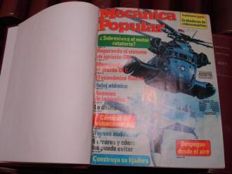 MECÁNICA POPULAR. Año 1981 completo encuadernado en un tomo - Ver os detalles do produto