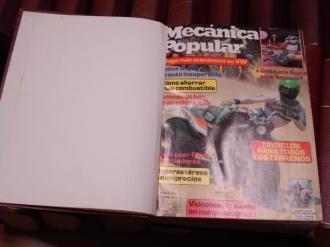 MECÁNICA POPULAR. Año 1983 completo encuadernado en un tomo - Ver os detalles do produto