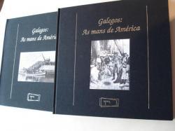 Ver os detalles de:  Galegos: As mans de América