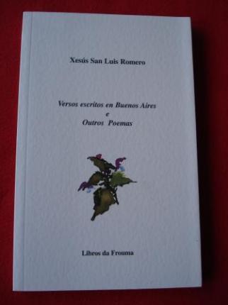 Versos escritos en Buenos Aires e Outros Poemas - Ver os detalles do produto