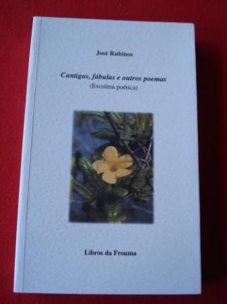 Cantigas, fábulas e outros poemas (Escolma poética) - Ver os detalles do produto