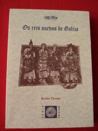 Os reis suevos de Galiza - Ver os detalles do produto