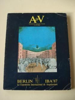 Ver os detalles de:  A & V Monografías de Arquitectura y Vivienda nº 1 y 2. Berlín IBA´87. La Exposición Internacional de Arquitectura
