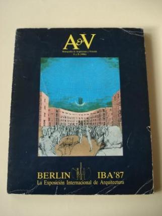 A & V Monografías de Arquitectura y Vivienda nº 1 y 2. Berlín IBA´87. La Exposición Internacional de Arquitectura - Ver os detalles do produto