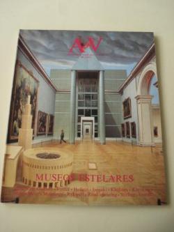 Ver os detalles de:  A & V Monografías de Arquitectura y Vivienda nº 18. Museos estelares