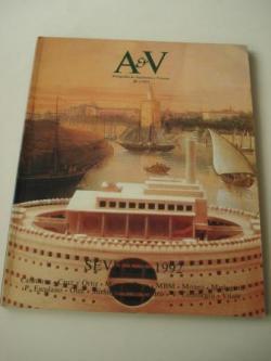 Ver os detalles de:  A & V Monografías de Arquitectura y Vivienda nº 20. Sevilla 1992