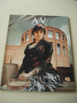 Ver os detalles de:  A & V Monografías de Arquitectura y Vivienda nº 24. España 1990