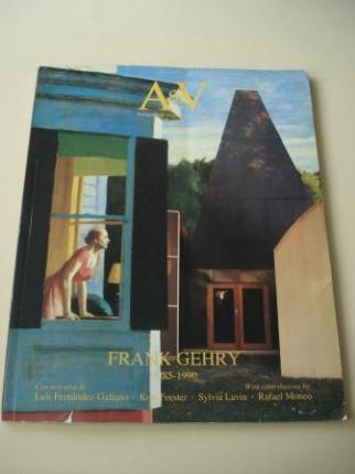 A & V Monografías de Arquitectura y Vivienda nº 25. Frank Gehry 1985-1990 - Ver os detalles do produto