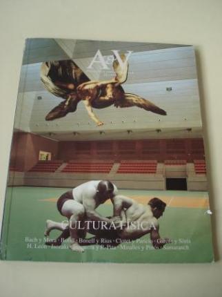A & V Monografías de Arquitectura y Vivienda nº 33. Cultura física - Ver os detalles do produto