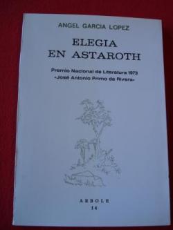 Ver os detalles de:  Elegía en Astaroth
