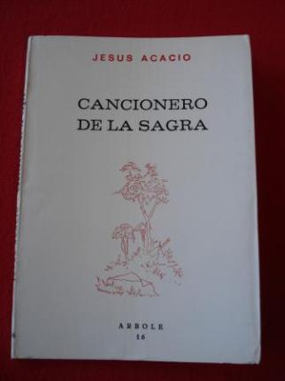 Cancionero de La Sagra - Ver os detalles do produto