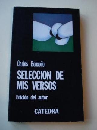 Selección de mis versos. Edición del autor - Ver os detalles do produto