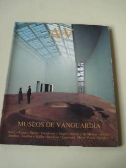 Ver os detalles de:  A & V Monografías de Arquitectura y Vivienda nº 39. Museos de vanguardia