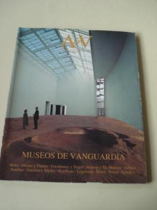 A & V Monografías de Arquitectura y Vivienda nº 39. Museos de vanguardia - Ver os detalles do produto