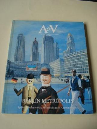 A & V Monografías de Arquitectura y Vivienda nº 50. Berlín metrópolis - Ver os detalles do produto