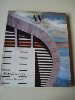 Ver os detalles de:  A & V Monografías de Arquitectura y Vivienda nº 51--52. España 1995. Anuario Yearbook