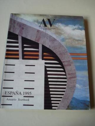 A & V Monografías de Arquitectura y Vivienda nº 51--52. España 1995. Anuario Yearbook - Ver os detalles do produto