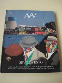 Ver os detalles de:  A & V Monografías de Arquitectura y Vivienda nº 34-35. Sevilla Expo