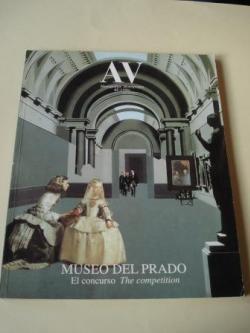 Ver os detalles de:  A & V Monografías de Arquitectura y Vivienda nº 62. Museo del Prado. El concurso. The competition