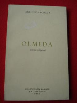 Ver os detalles de:  Olmeda (poemas solidarios)